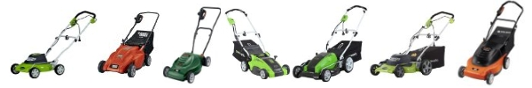 Best Corded Electric Mowers 2012