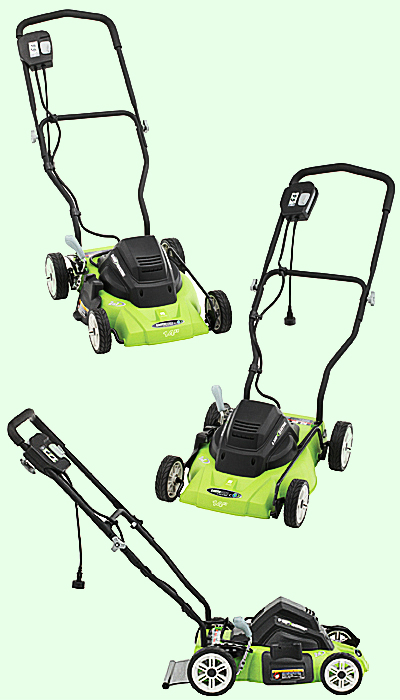 Earthwise 50214 PRICE