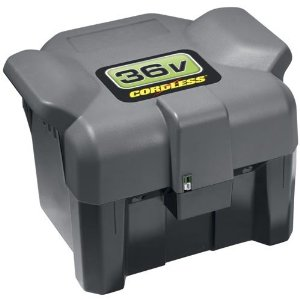 Black and Decker 36V battery image