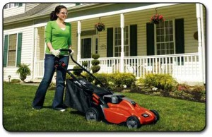 Black and Decker CM1936 mower review