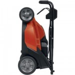 CM1936 electric lawn mower vertical