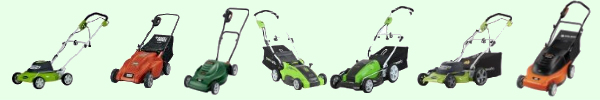 Electric Lawn Mower Reviews Corded