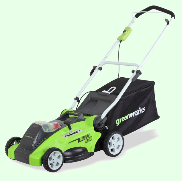 The best greenworks 25322 review on the internet