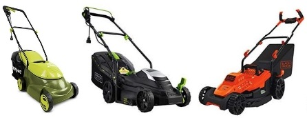 Best of the small Lawn Mowers 2019