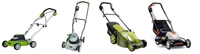 Medium Corded Electric Lawn Mowers 2019