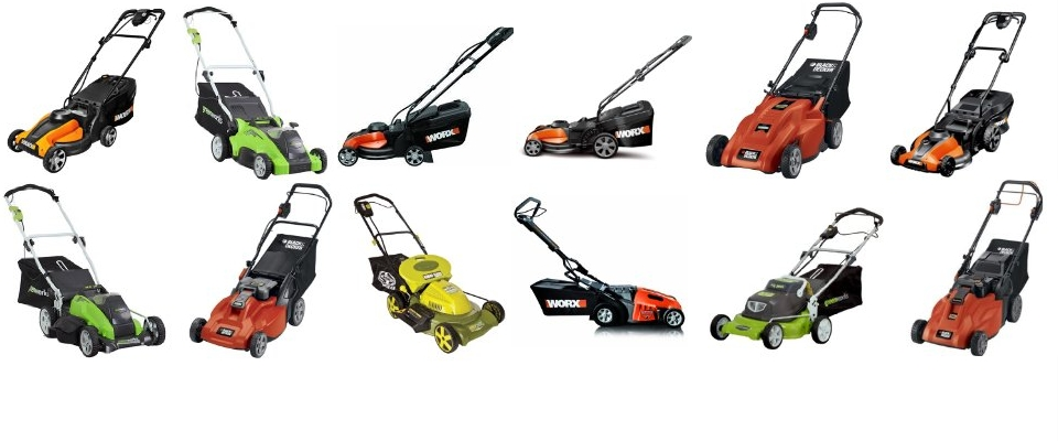 Best Cordless Electric Lawn Mowers 2012