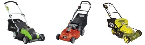 large cordless mowers