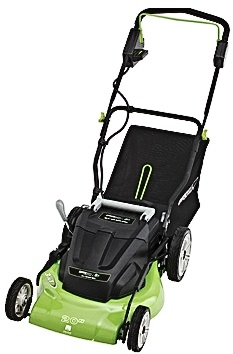 Earthwise Cordless Mower