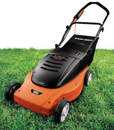 Black & Decker MM875 - electric lawn mower